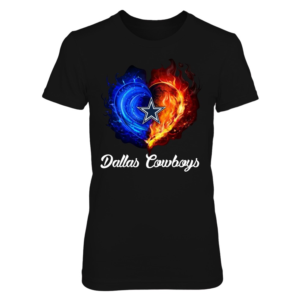 Dallas Cowboys - Fire And Water Love Front picture