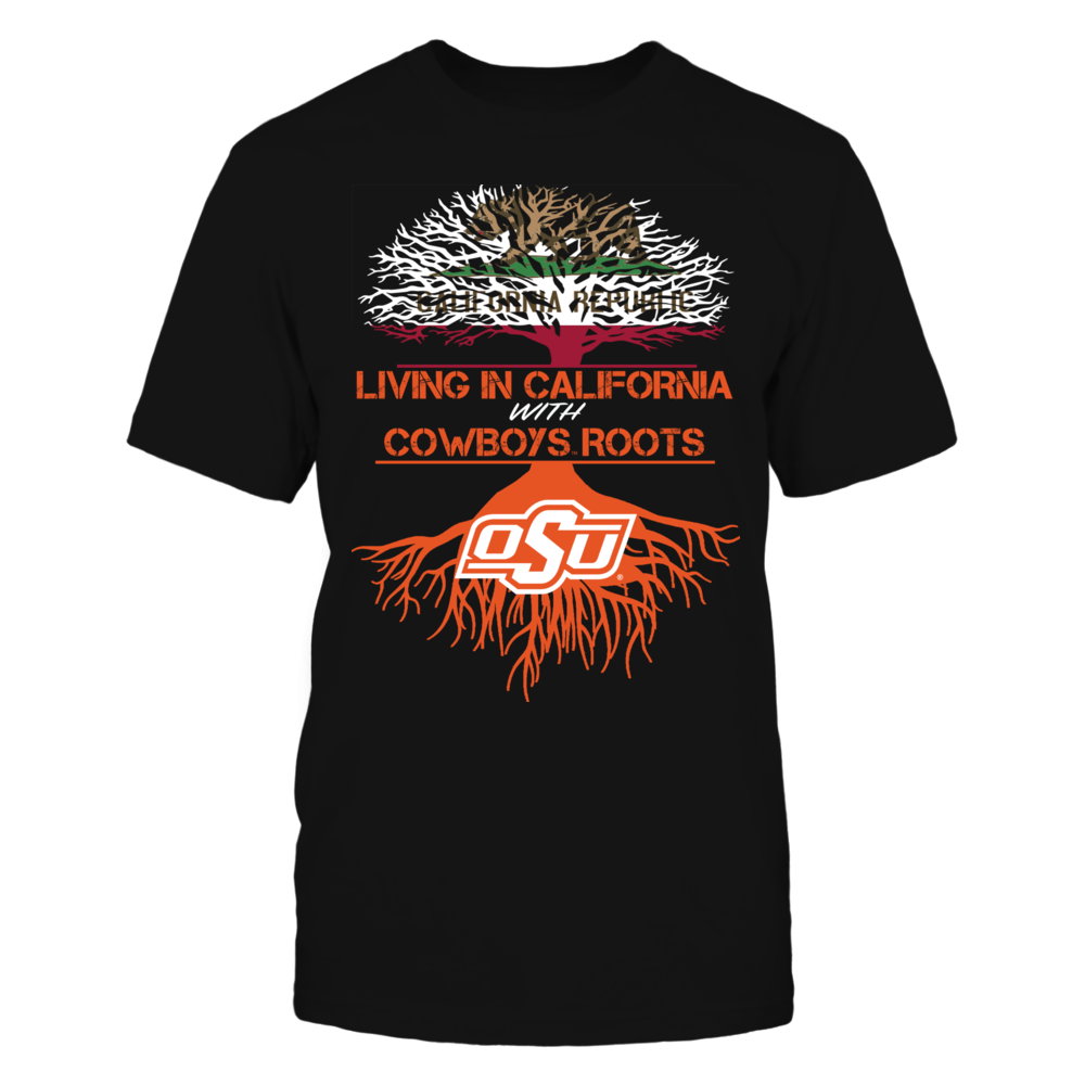Oklahoma State Cowboys - Living Roots California Front picture