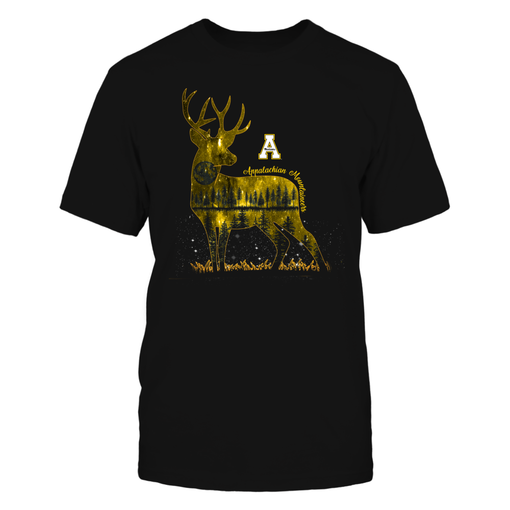 Appalachian State Mountaineers - Hunting - Moon Deer Front picture
