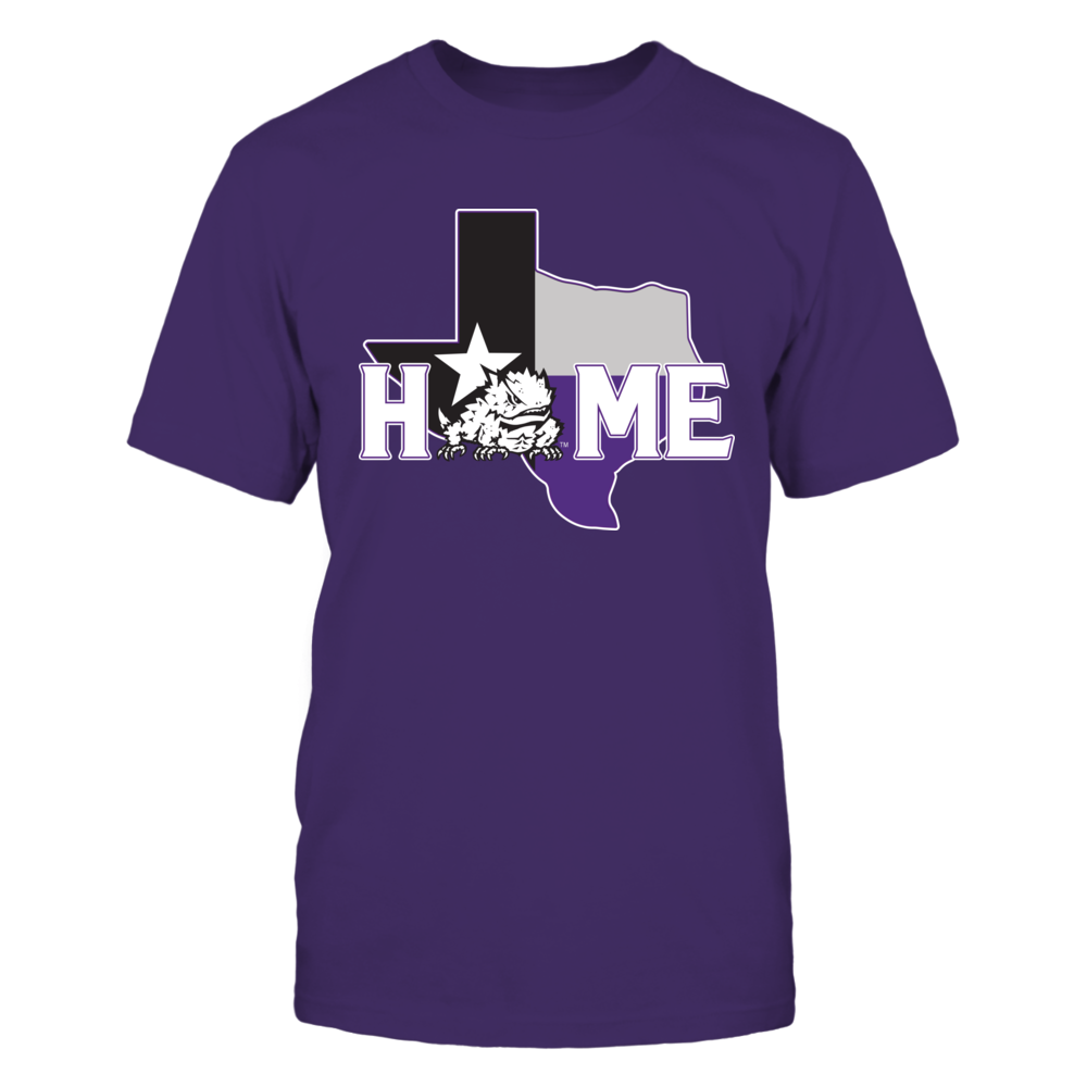 TCU Horned Frogs - Home State Flag Front picture