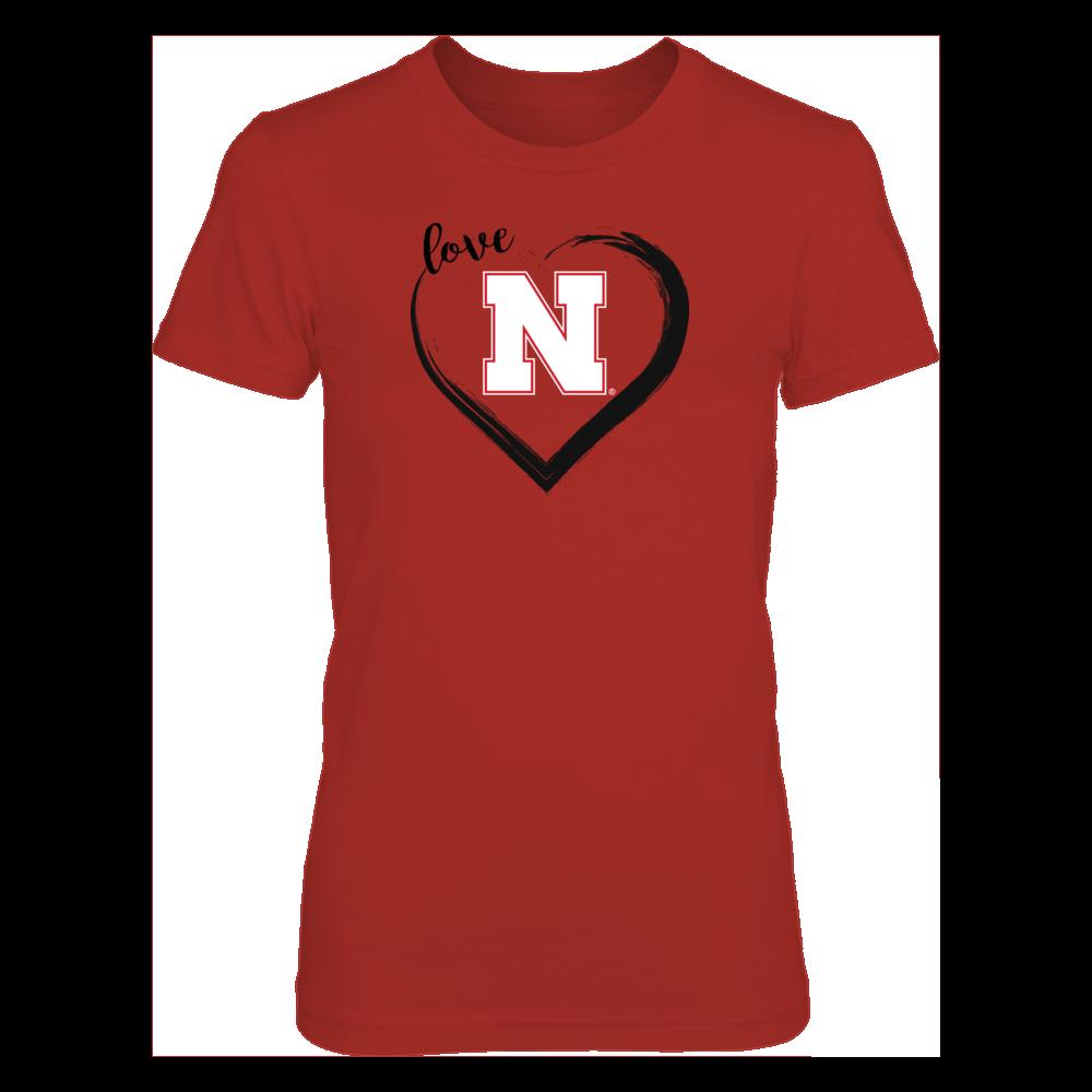 Husker Womens - Nebraska Shirts Front picture