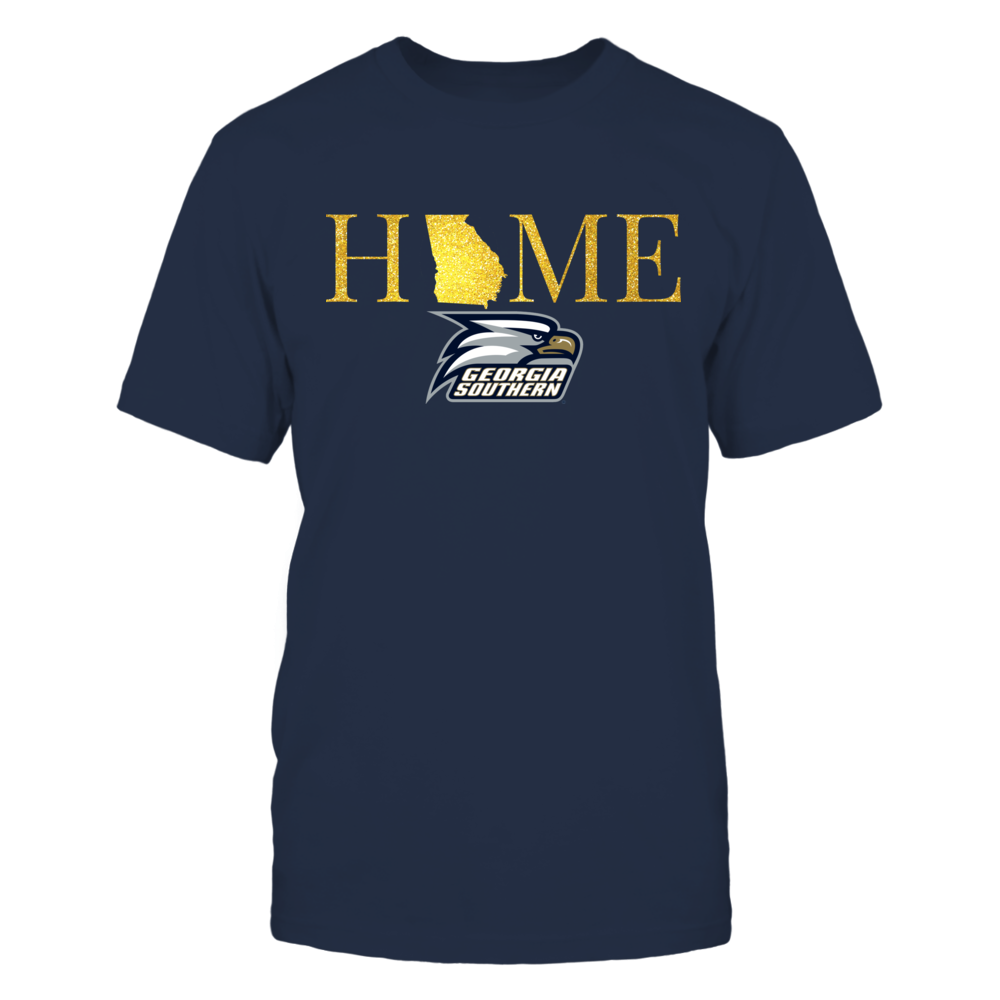 Georgia Home in Glittering Gold - Georgia Southern Eagles Front picture