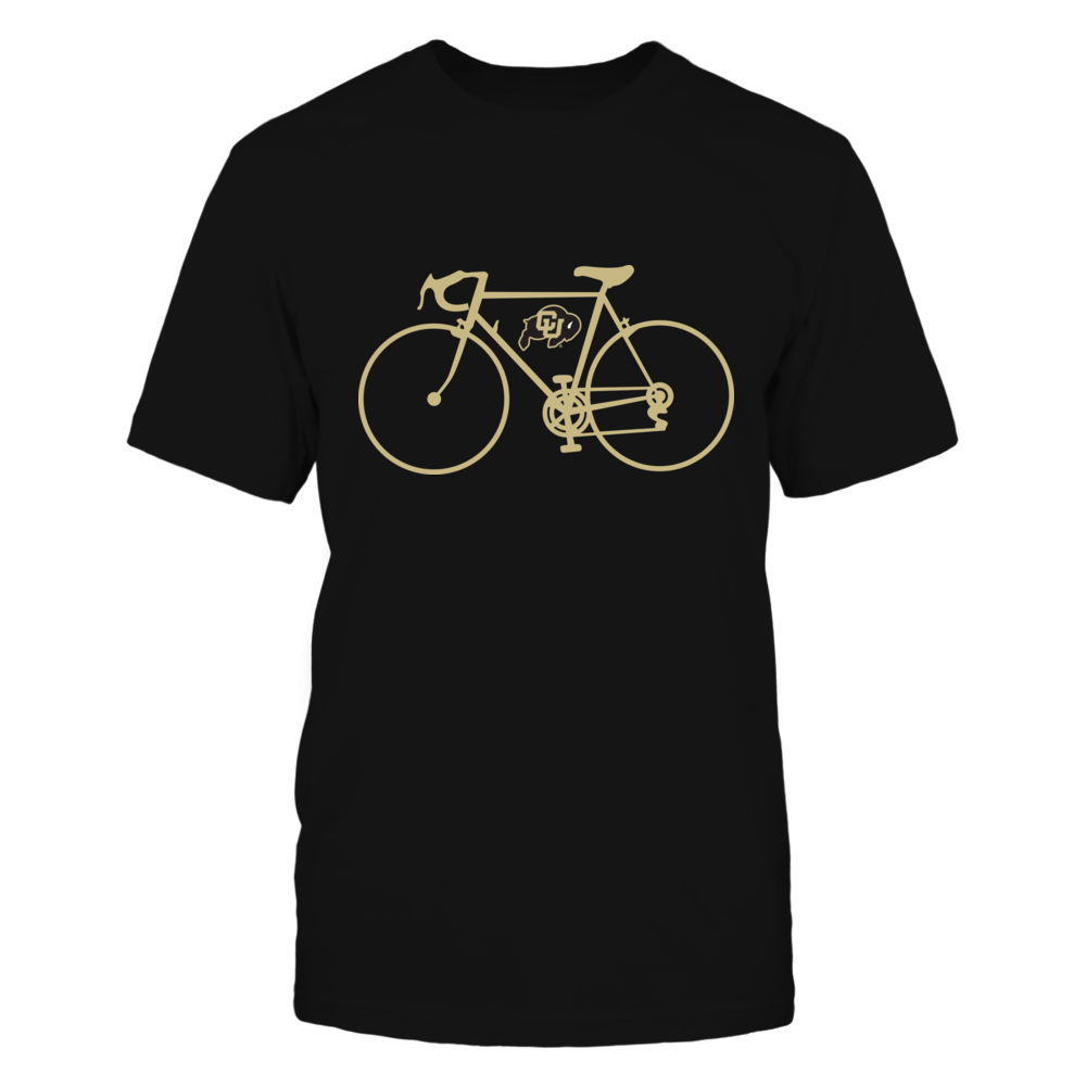 Colorado Buffaloes - Bicycle - Bicycle And Football Front picture