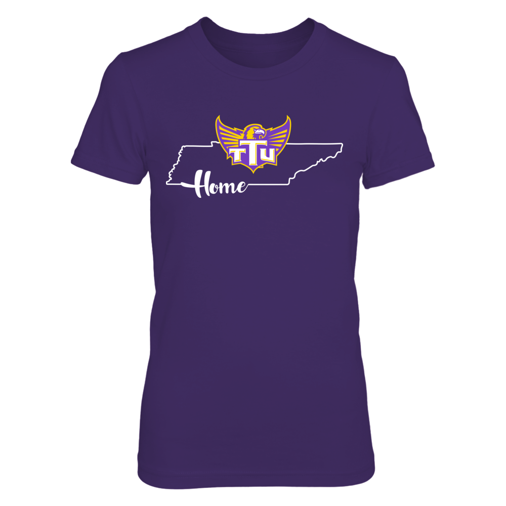 Tennessee Tech Golden Eagles - State Outline Front picture
