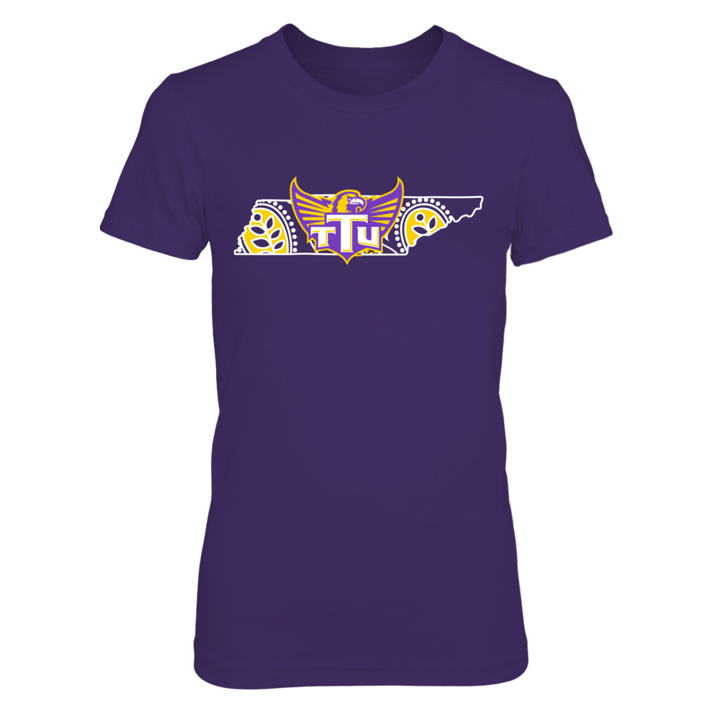 Tennessee Tech Golden Eagles - Paisley State Front picture
