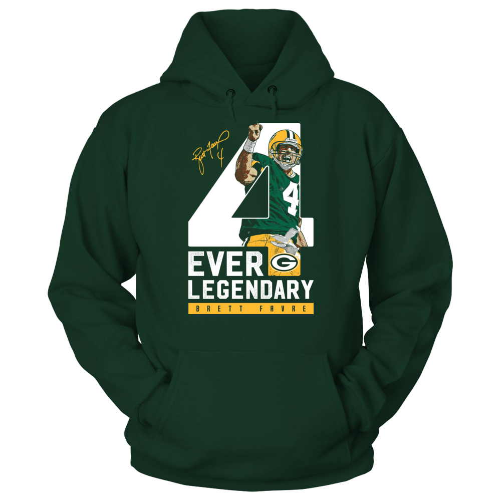 Green Bay Packers - 4ever Legendary - Favre Front picture