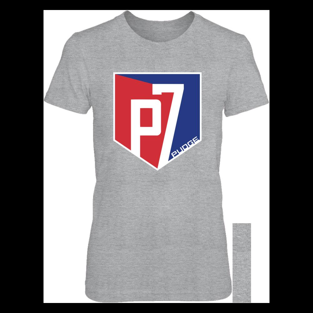 Pudge Rodriguez - Logo Front picture