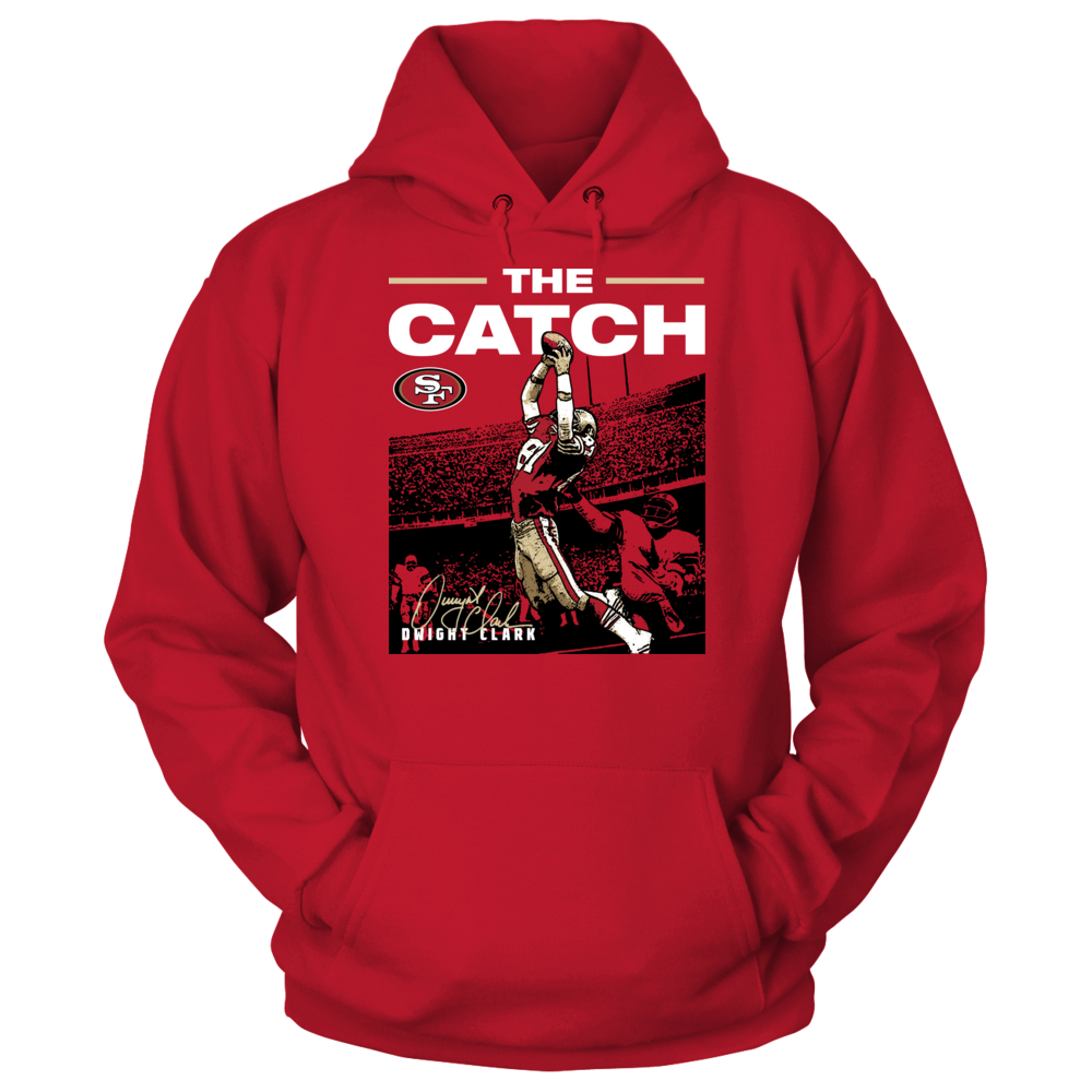 San Francisco 49ers - Clark - The Catch Front picture