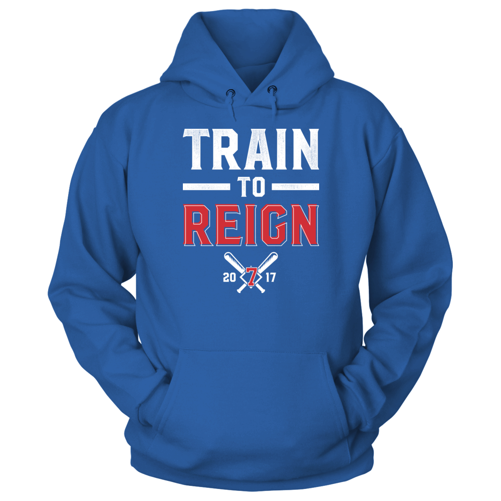 Pudge Rodriguez - Train to Reign Front picture
