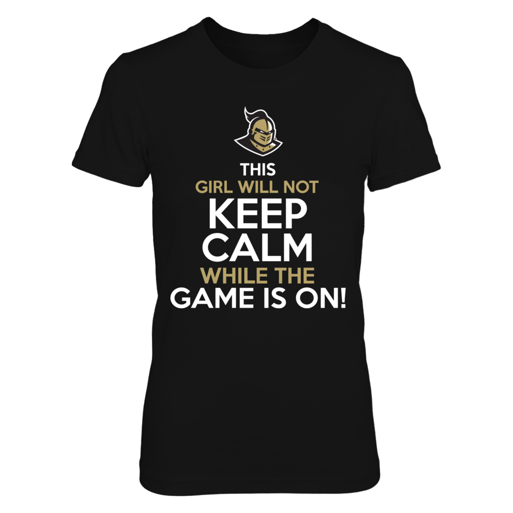 Will Not Keep Calm UCF Knights Front picture