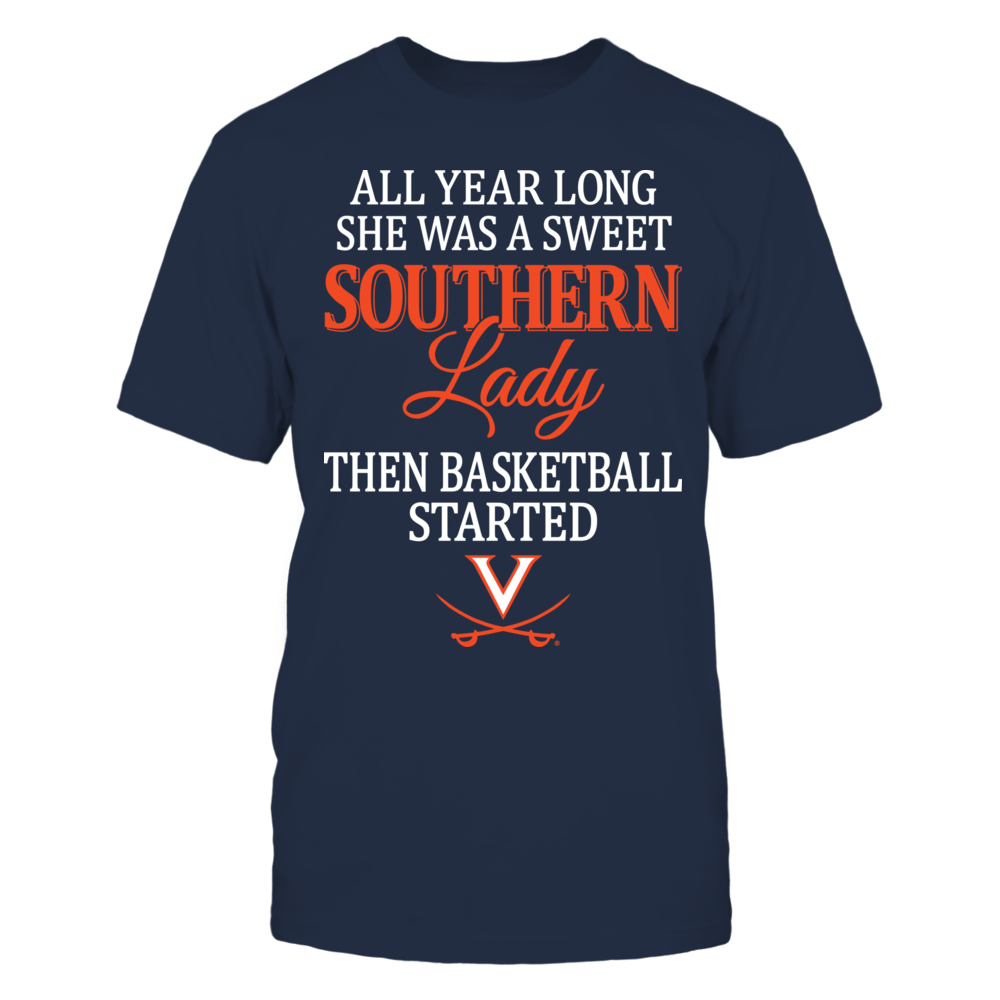 Virginia Cavaliers - All Year Long Front picture