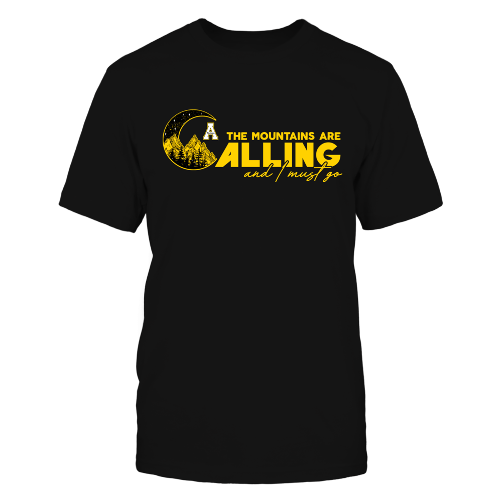 Appalachian State Mountaineers - The Moutains Are Calling - Moutain Momma Moon Front picture