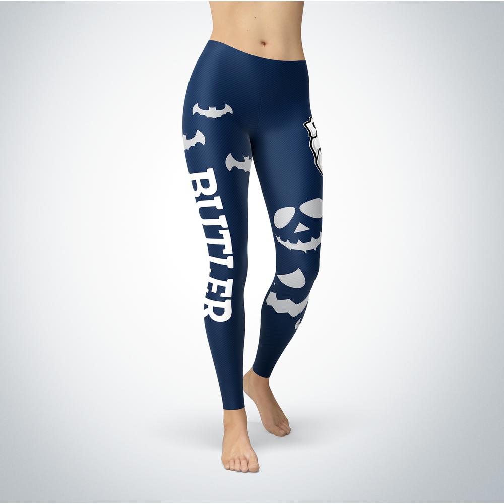 Halloween Design - Butler Bulldogs - Leggings Front picture
