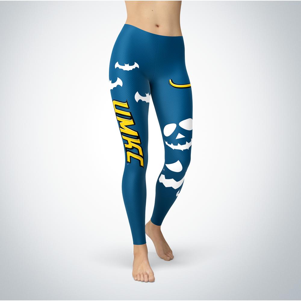Halloween Design - UMKC Kangaroos - Leggings Front picture