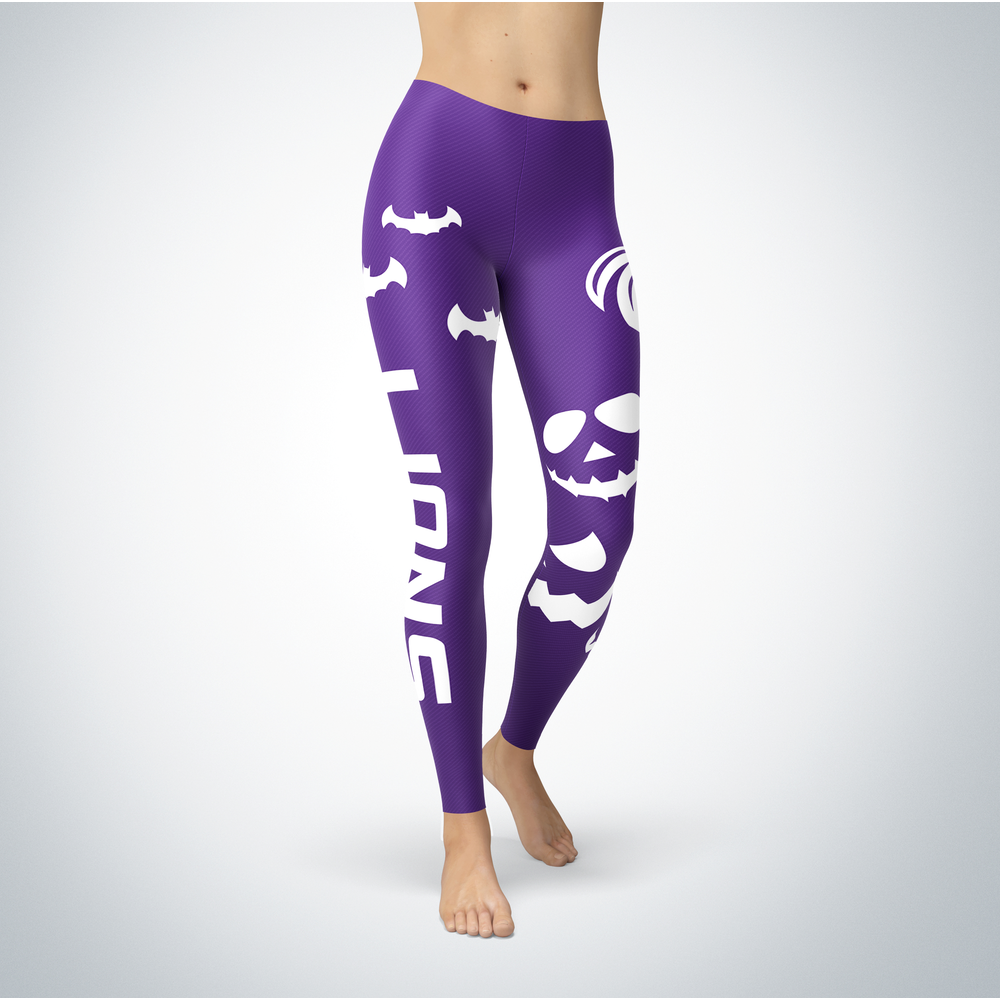 Halloween Design - North Alabama Lions - Leggings Front picture