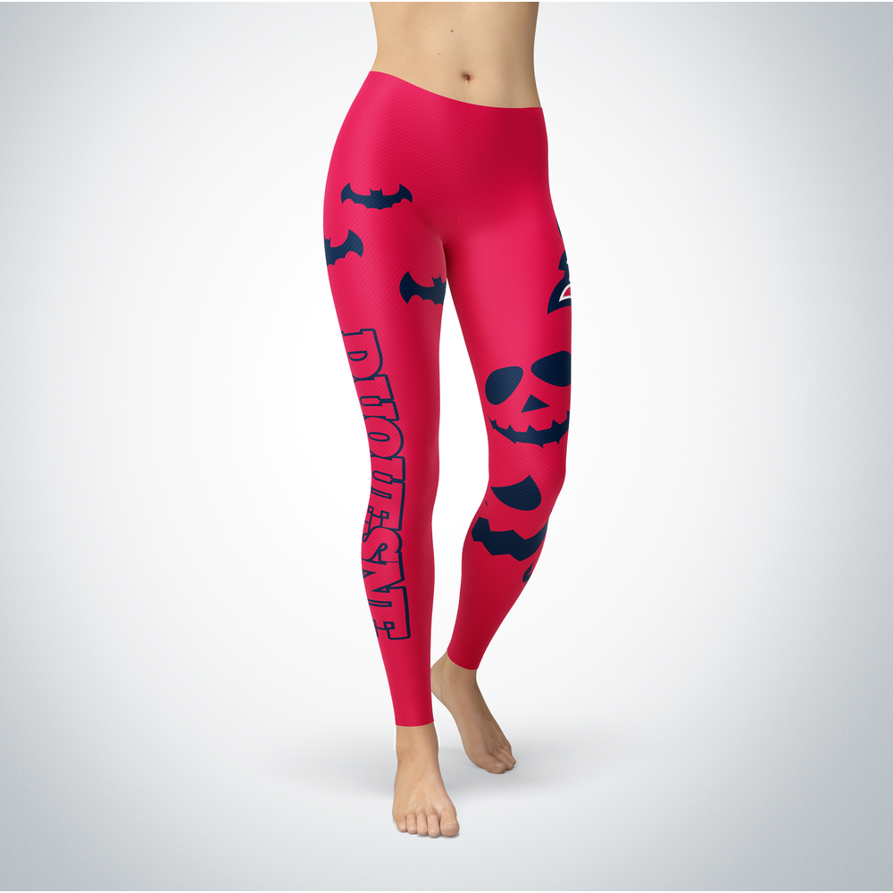Halloween Design - Duquesne Dukes - Leggings Front picture