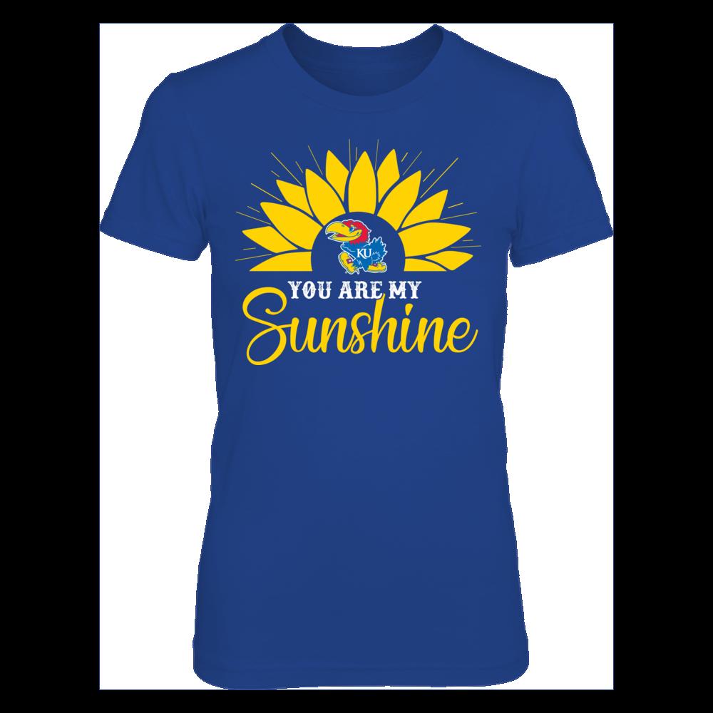 Kansas Jayhawks - My Sunshine Front picture