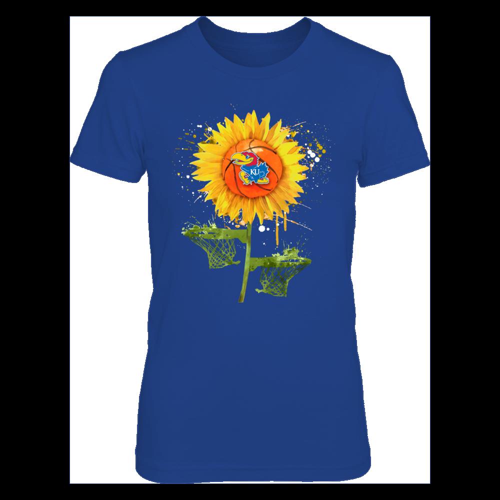 Kansas Jayhawks - Sunflower - Basketball Front picture