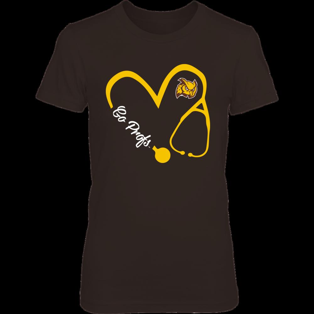 Rowan Profs - Heart 3/4 - Nurse Front picture