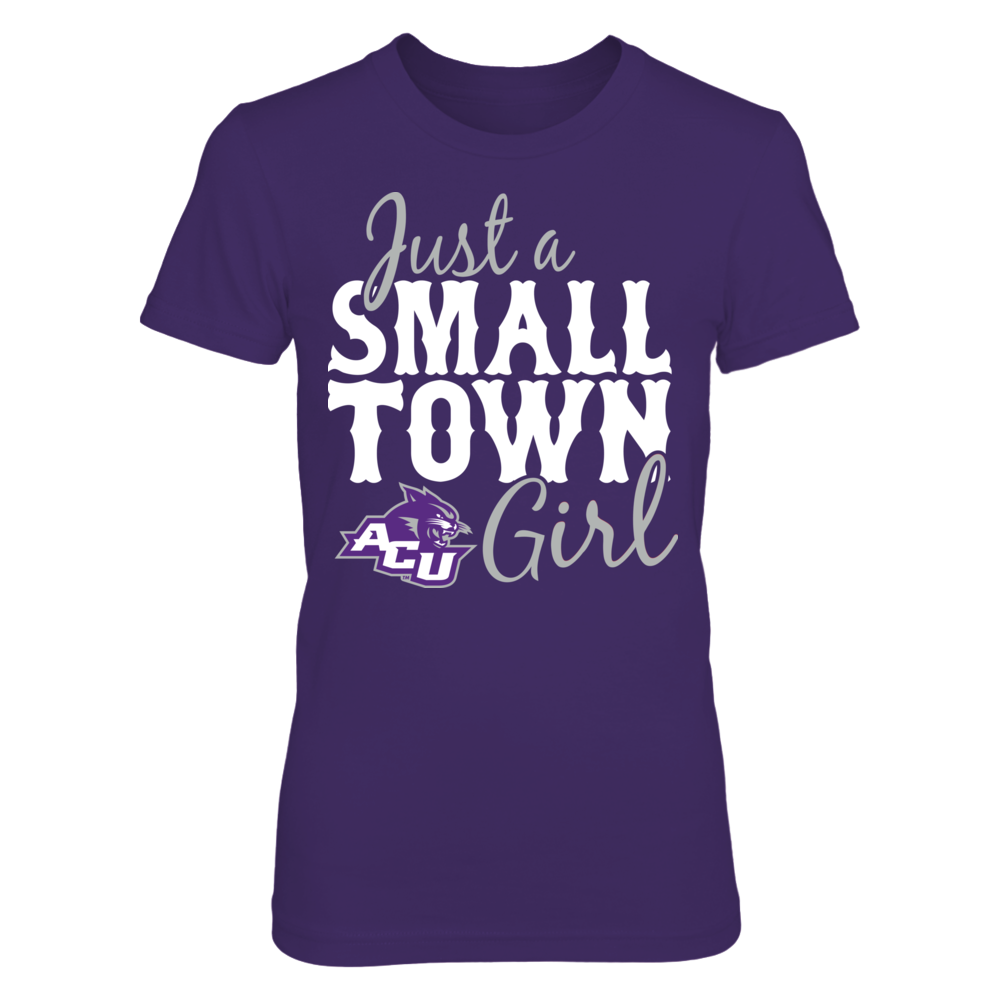 Abilene Christian Wildcats - Small Town Front picture