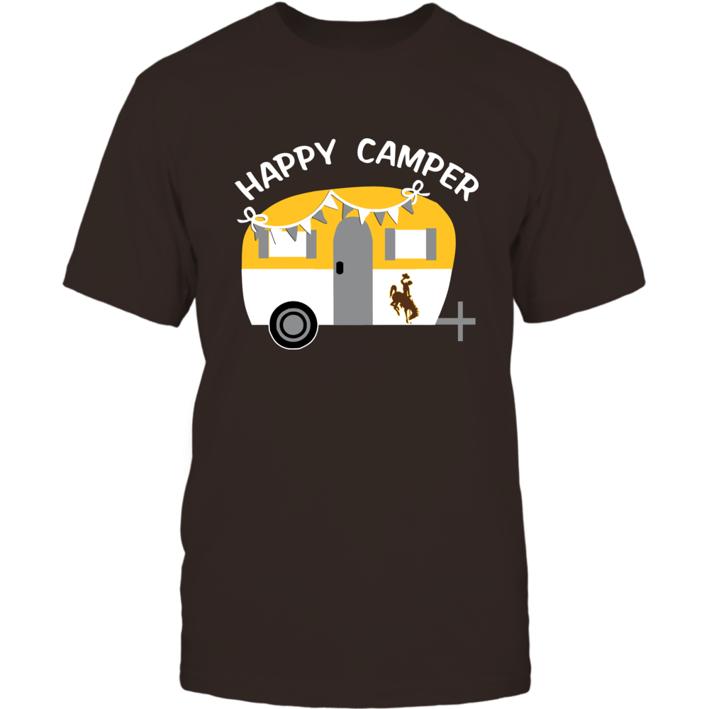 Wyoming Cowboys - Camping - Vintage Camping Car Front picture