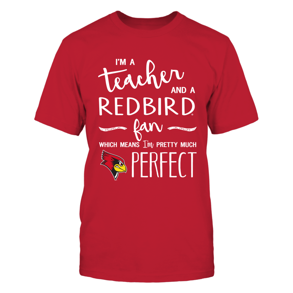 Illinois State Redbirds - Perfect Teacher Front picture
