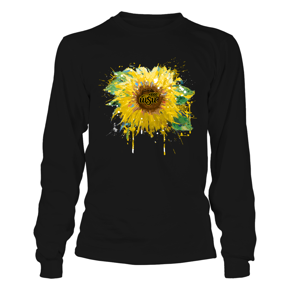 Wichita State Shockers - Color Drop Sunflower Front picture
