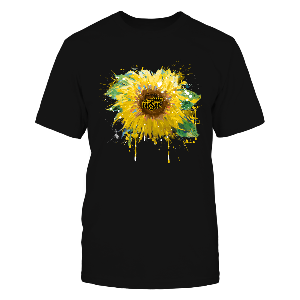 Wichita State Shockers - Color Drop Sunflower - IF-IC13-DS45 Front picture