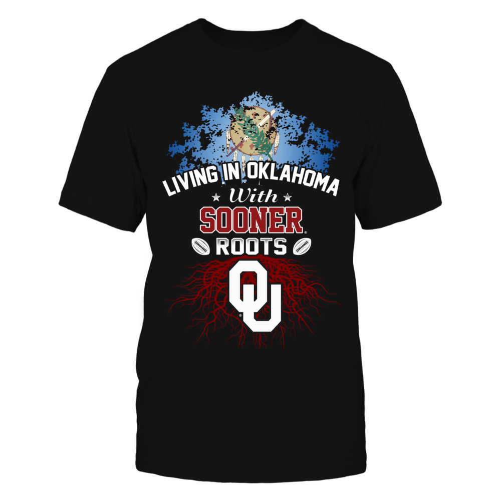Living in Oklahoma with Sooners Roots Front picture