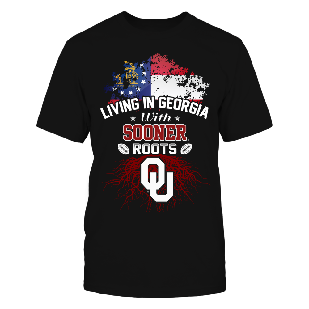 Living in Georgia with Sooners Roots Front picture