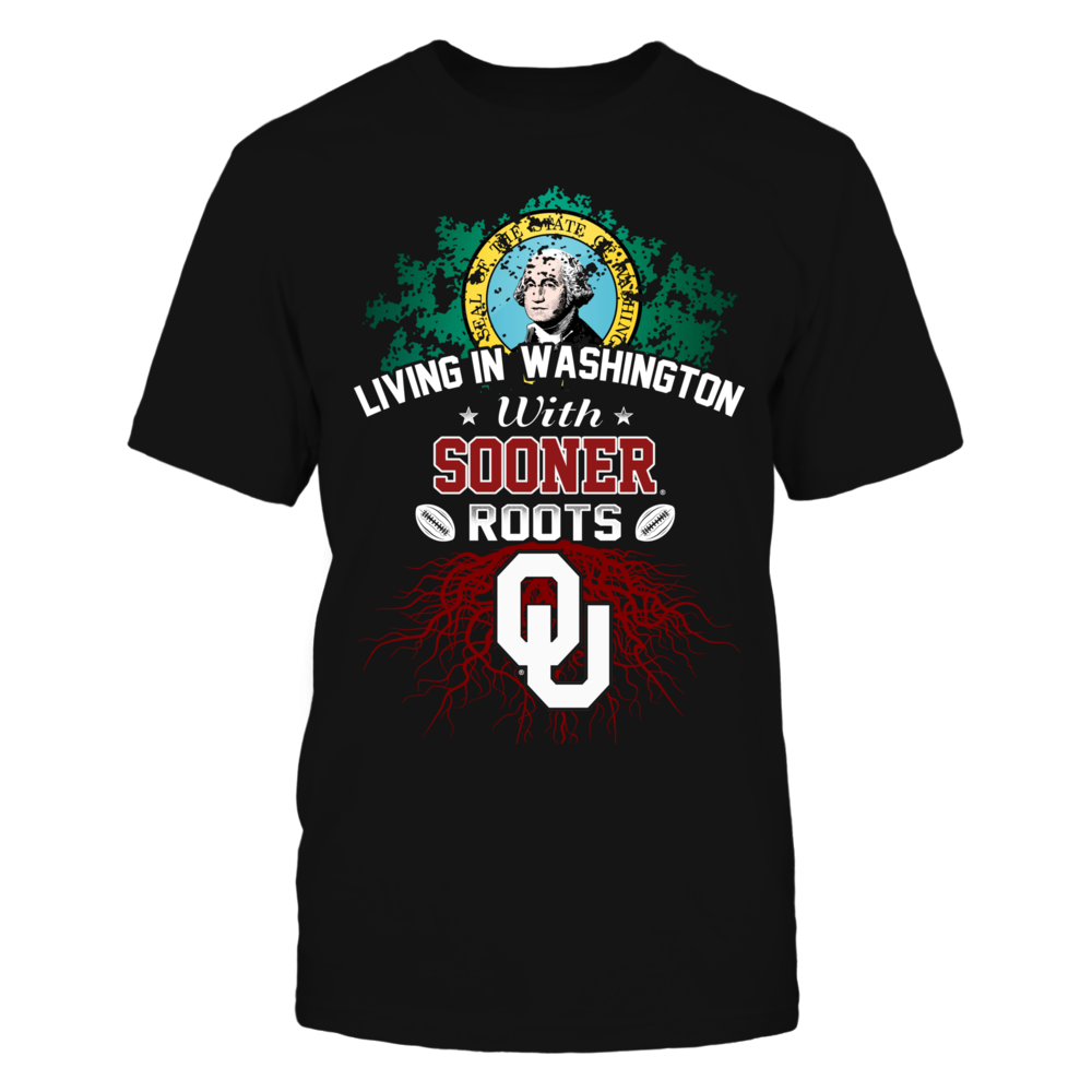 Living in Washington with Sooners Roots Front picture