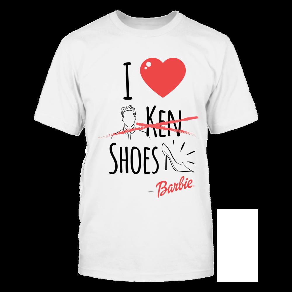 Barbie Barbie: Loves Shoes and Ken FanPrint