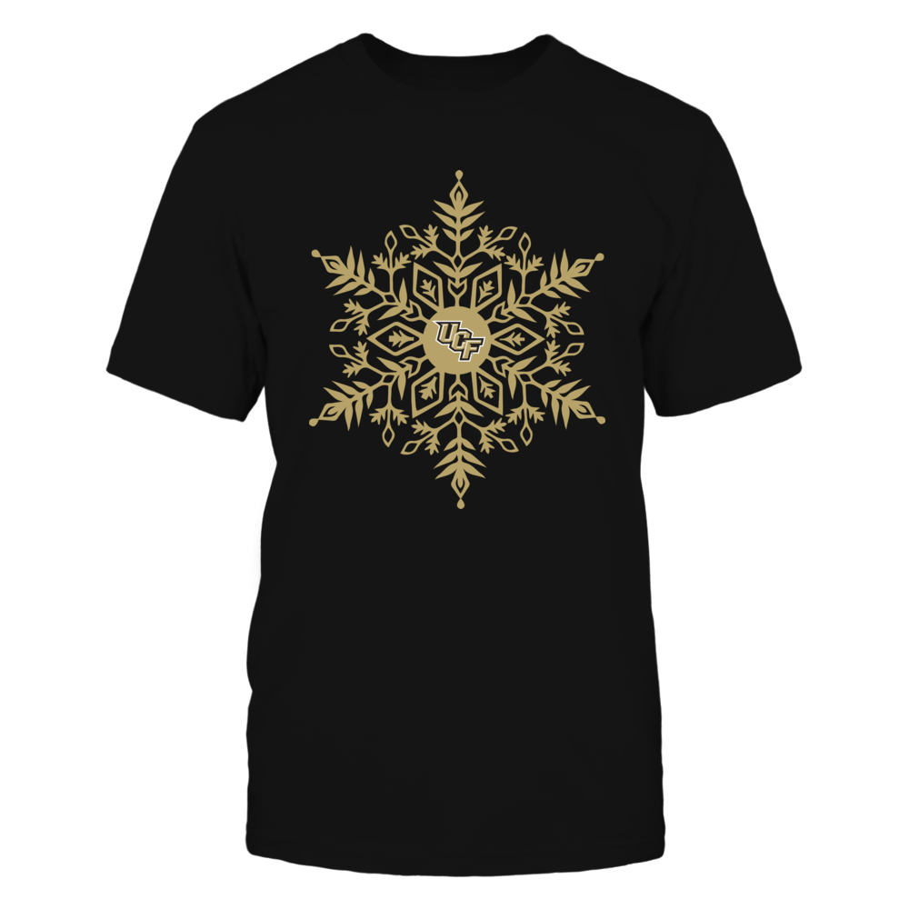 UCF Knights - Snowflake Logo Front picture