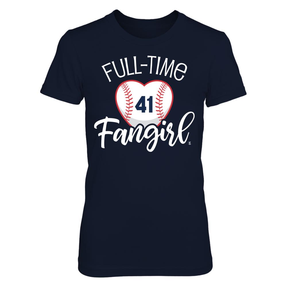 Full-Time FanGirl Chris Sale  T-Shirt | Tank Front picture