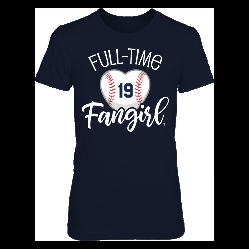 Full-Time FanGirl Mashahiro Tanaka T-Shirt | Tank Front picture