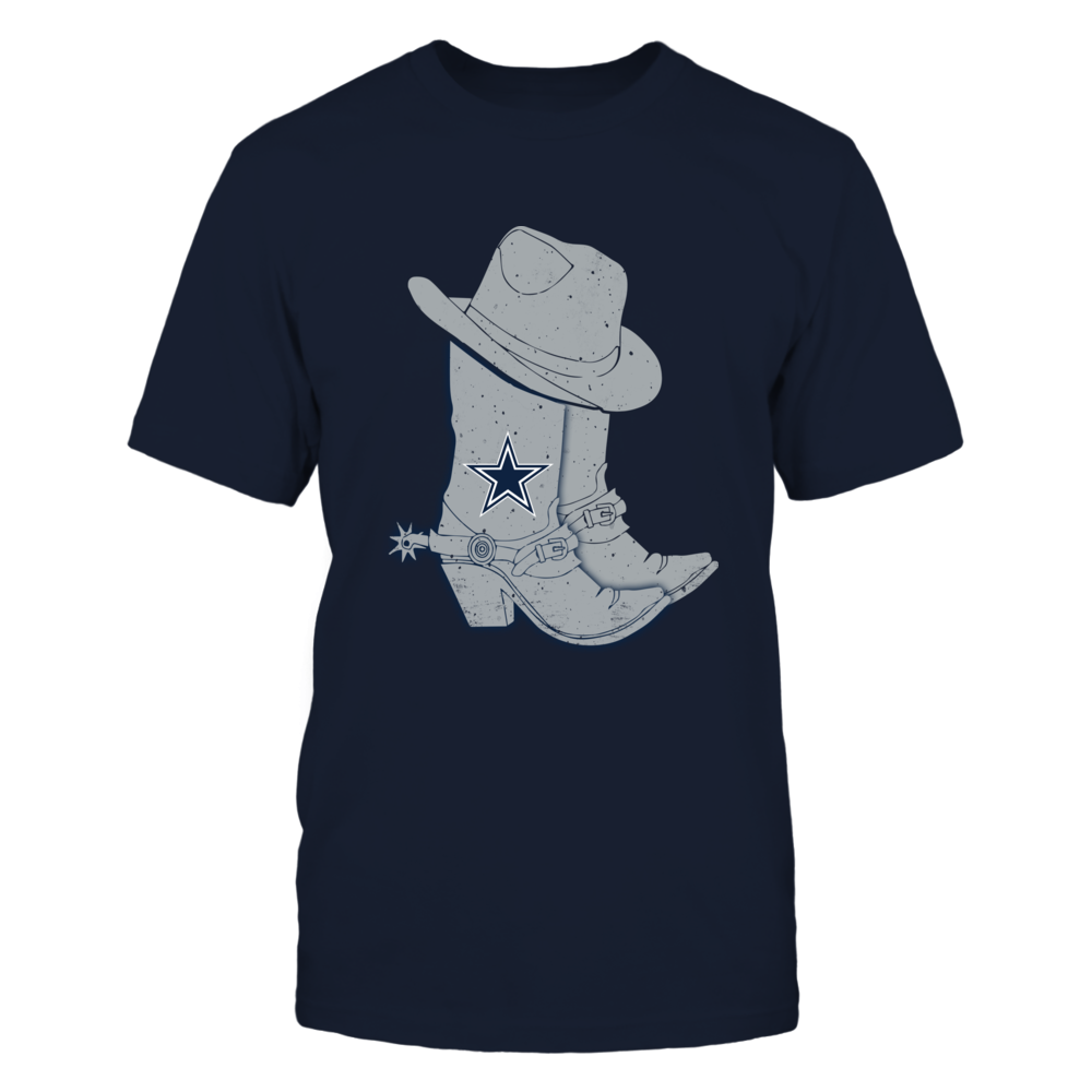 Dallas Cowboys - Cowboy Boots And Hat Front picture