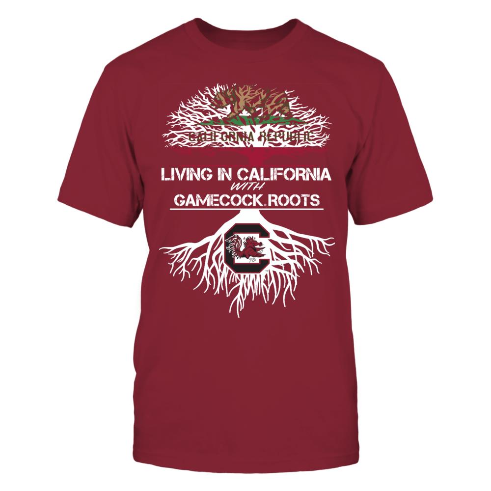 South Carolina Gamecocks - Living Roots California Front picture