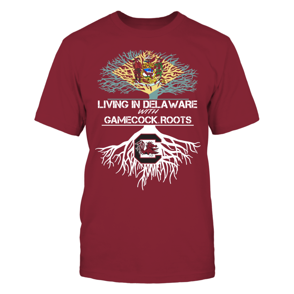 South Carolina Gamecocks - Living Roots Delaware Front picture
