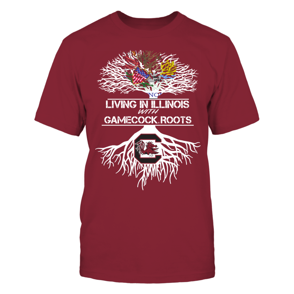 South Carolina Gamecocks - Living Roots Illinois Front picture