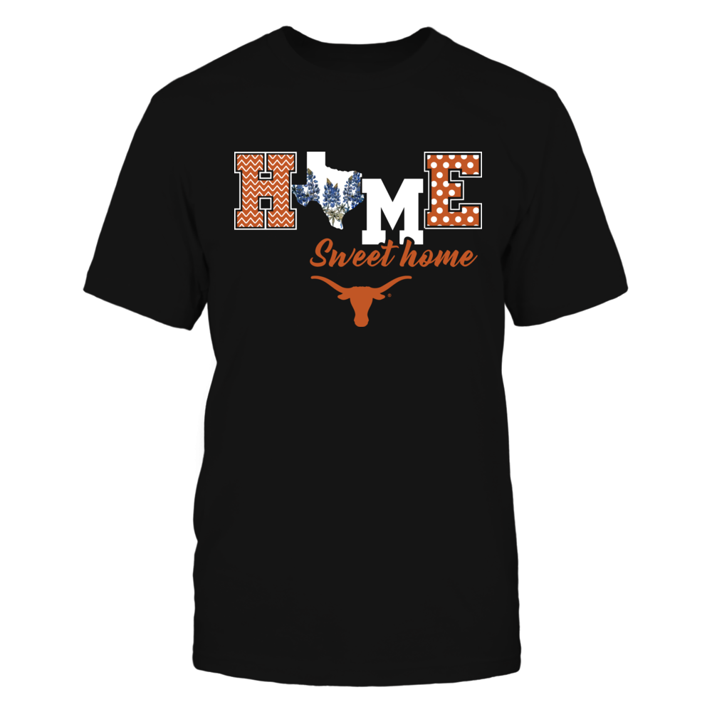 Texas Longhorns - Home Sweet Home - Flower Texas Front picture