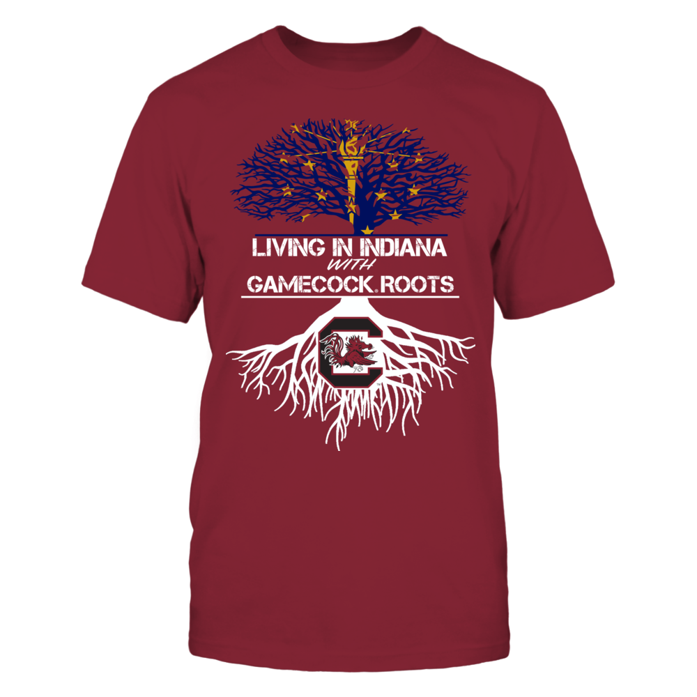 South Carolina Gamecocks - Living Roots Indiana Front picture