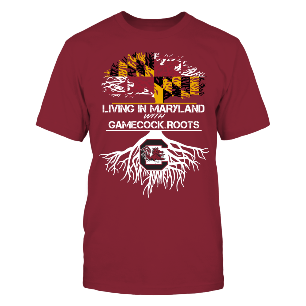 South Carolina Gamecocks - Living Roots Maryland Front picture