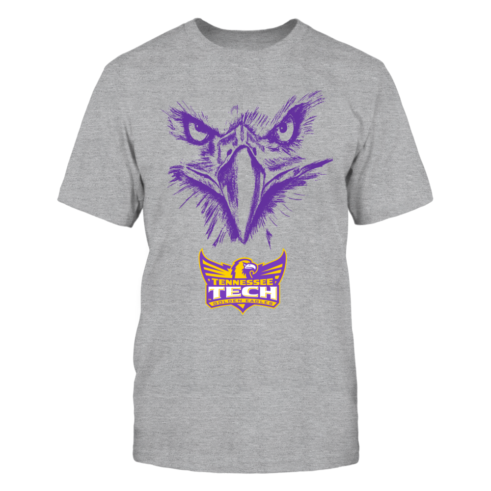 Tennessee Tech Golden Eagles - Eagle Face Front picture