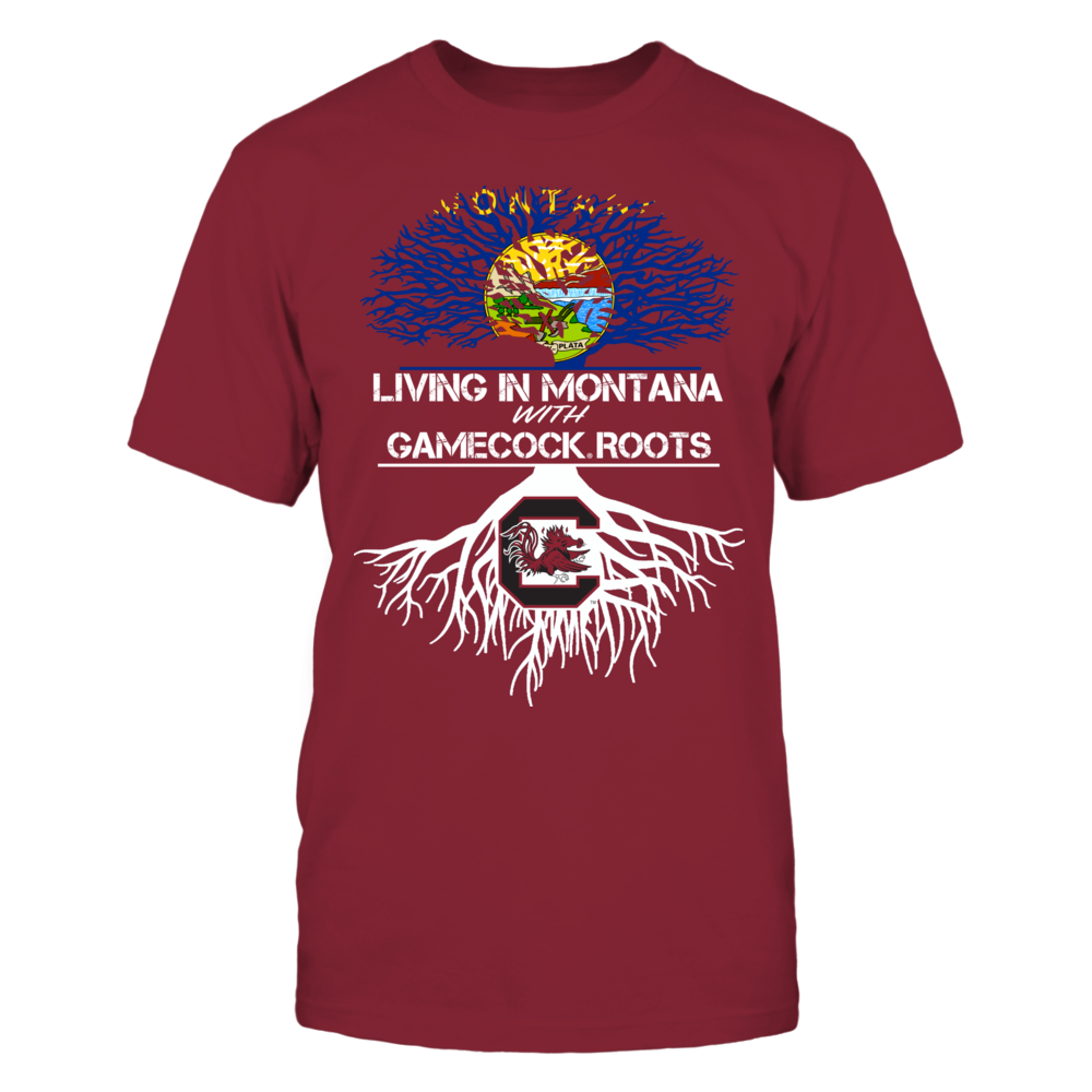 South Carolina Gamecocks - Living Roots Montana Front picture