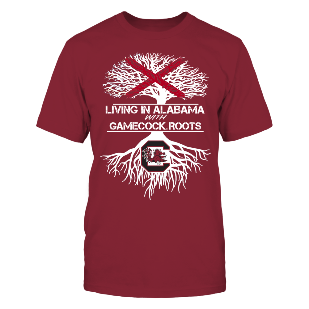 South Carolina Gamecocks - Living Roots Alabama Front picture