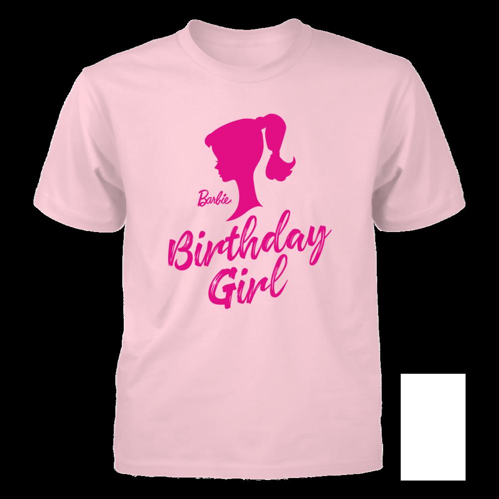 Barbie Barbie - Birthday Girl FanPrint