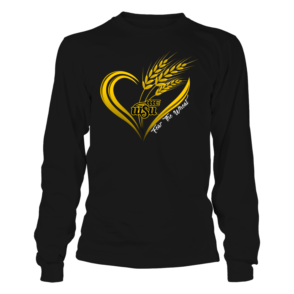 Wichita State Shockers - Wheat Heart Front picture