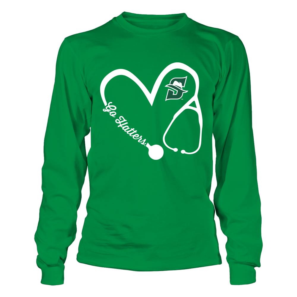 Stetson Hatters - Heart 3/4 - Nurse Front picture
