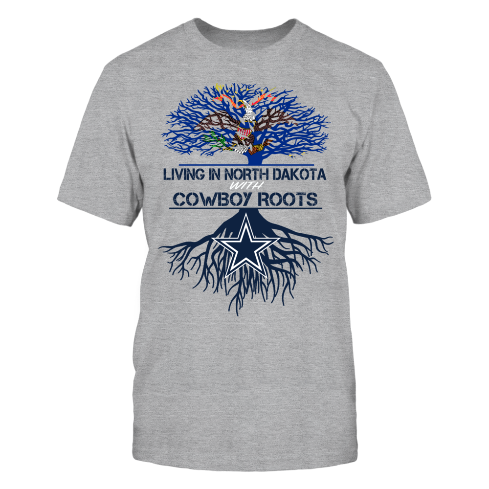 Dallas Cowboys - Living Roots North Dakota Front picture