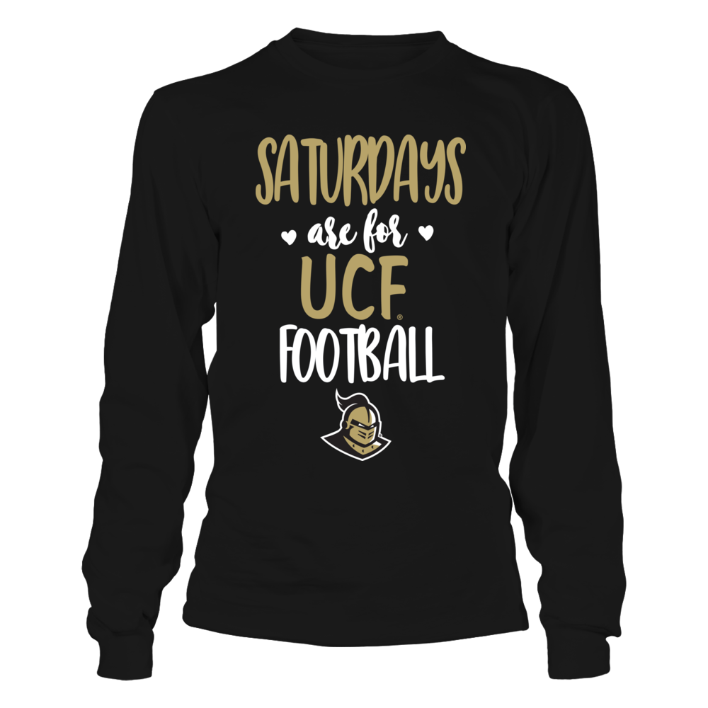 UCF Knights - Saturdays Are For Football - IF-IC13-DS33 Front picture